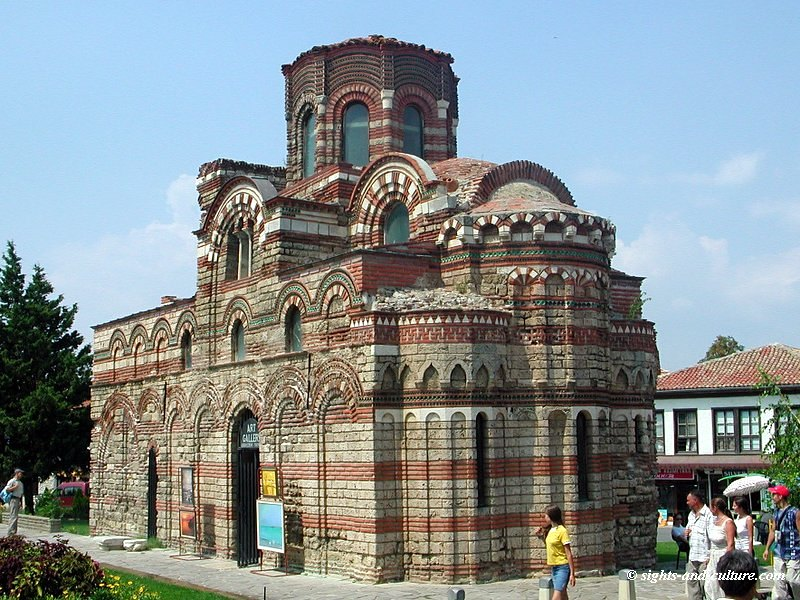 جمهورية بلغاريا Nessebur-Pantokrator