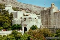 Crotia Dubrovnik - Town Gate