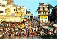 Varanasi at the Ghats
