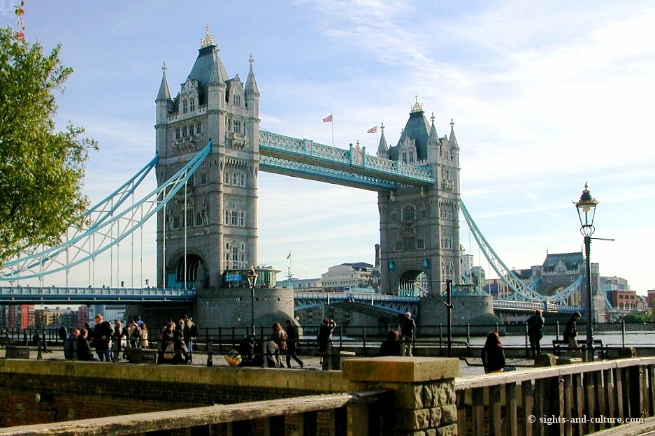 London - Sights, Culture, UNESCO World Heritage Sites