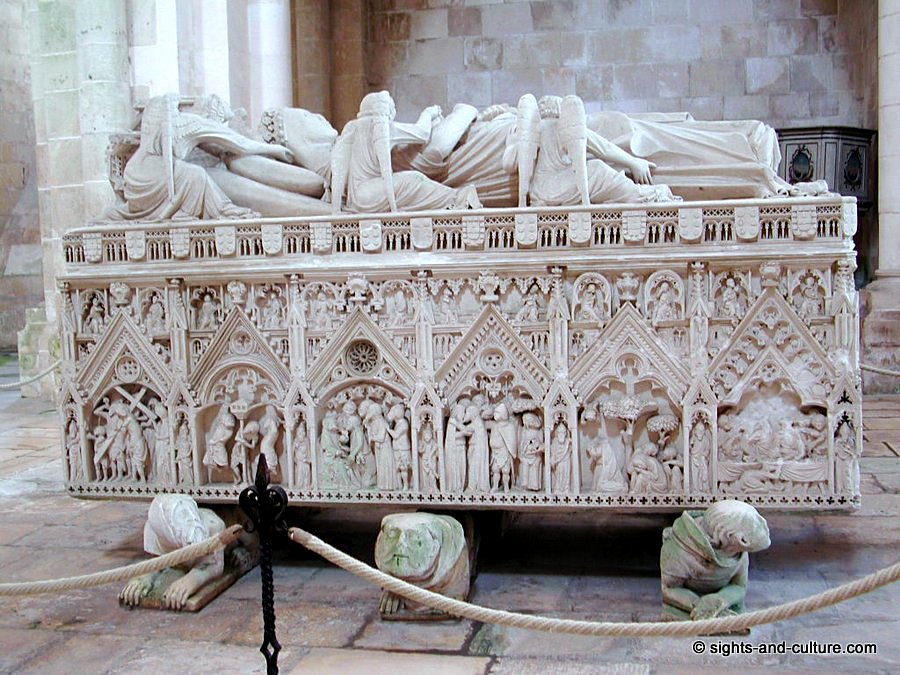 Alcobaca monastery UNESCO world heritage