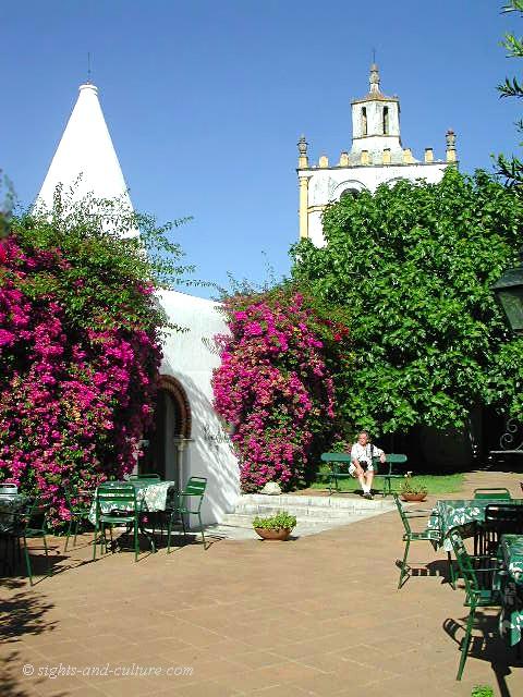 Evora historical restaurant