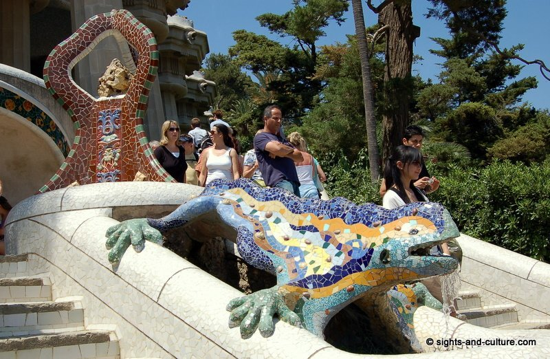 Park Guell Gaudi