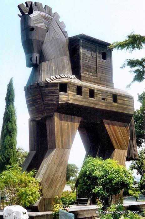 The �Original� Trojan Horse