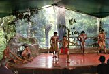 Pamagirri Aboriginal dance show at Kuranda Rainforeststation