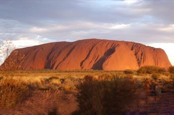 Uluru / Ayers Rock - UNESCO World Heritage site - impressions and ...