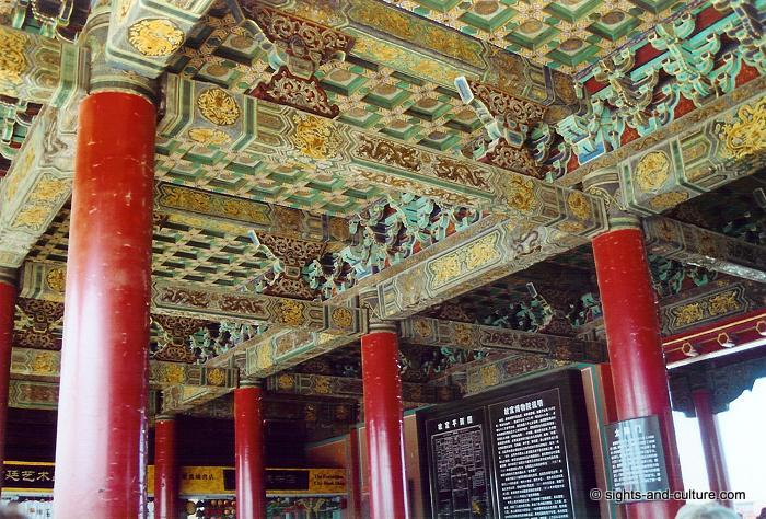 Chinese Interior Palace of the Forbidden City