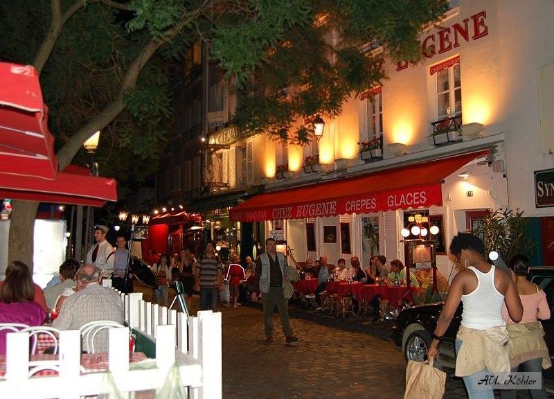 Paris montmartre paris home paris de