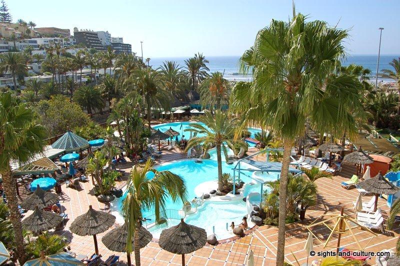 San Agustin Ifa Beach Hotel Pool Area