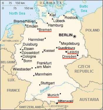 mittenwald karte deutschland Impressionen aus Bayern und Mittenwald