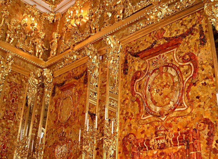 St. Petersburg, Amber Room